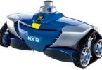 Comparatif robots de piscine