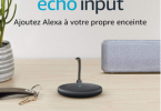 avis Echo Input d'Amazon