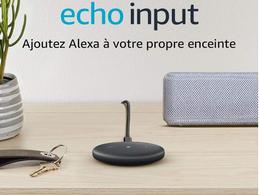 avis Echo Input d'Amazon