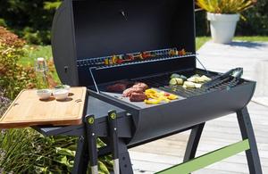 Choisir un barbecue charbon