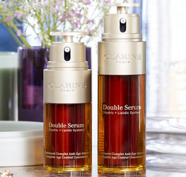 Avis double sérum clarins