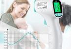 Comparatif thermomètre bébé pas cher