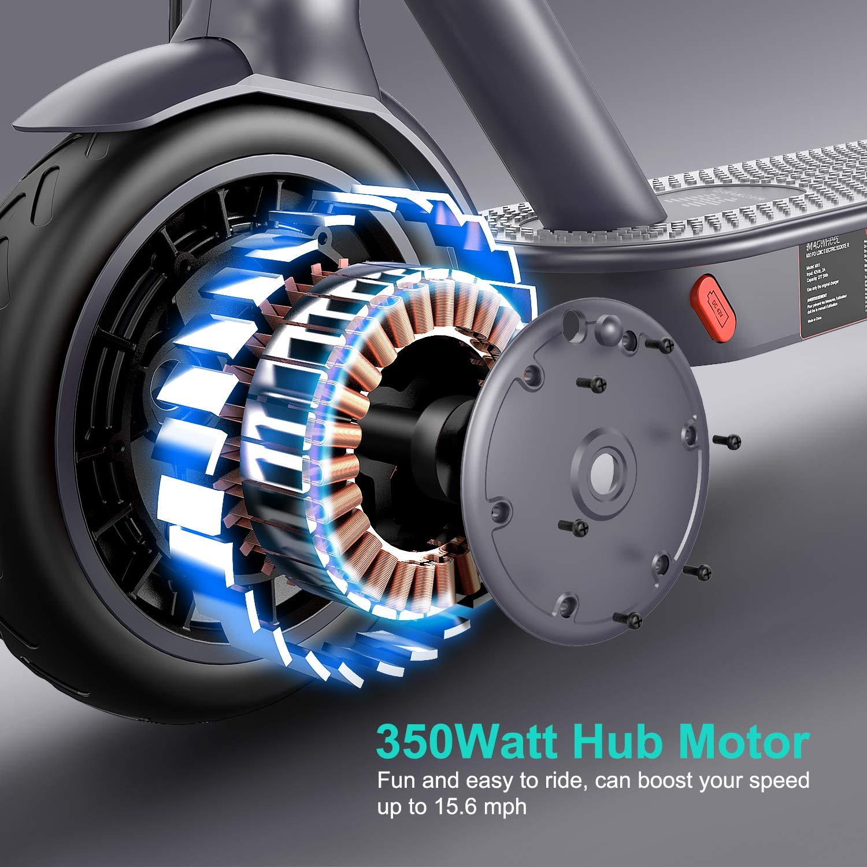 Macwheel Trottinette électrique Pliable