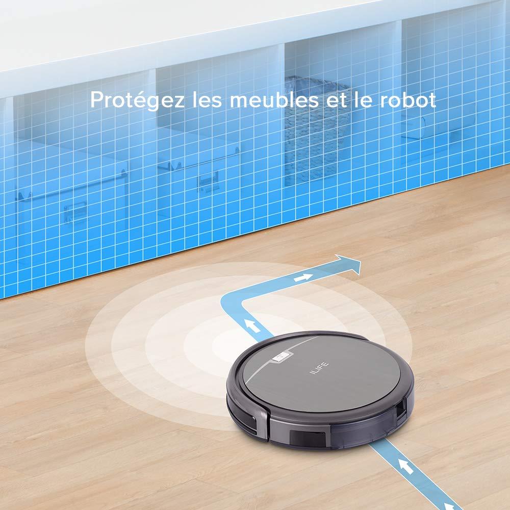 ILIFE A4s Aspirateur Robot pas cher