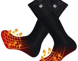 comparatif chaussettes chauffantes rechargeables