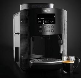 Test machine à café automatique Krups YY8135FD