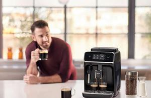 Test machine à espresso Philips EP2220 10 Series 2200