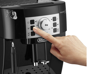 Test machine expresso automatique DeLonghi ECAM22.110.B Magnifica S
