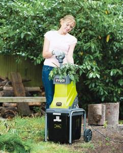 Avis broyeur de végétaux électrique Ryobi RSH2545B