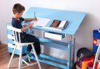 Comparatif meilleur bureau enfant