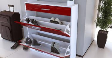Comparatif meilleur meuble à chaussures