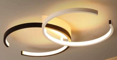 Comparatif meilleur plafonnier LED