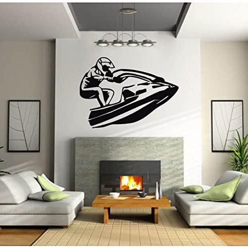 TATOUTEX Stickers Jet Ski