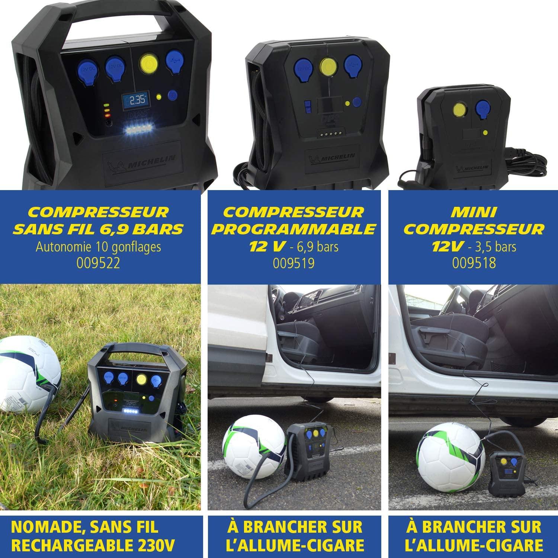 compresseur à air Michelin 009522