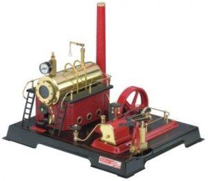 machine a vapeur modélisme