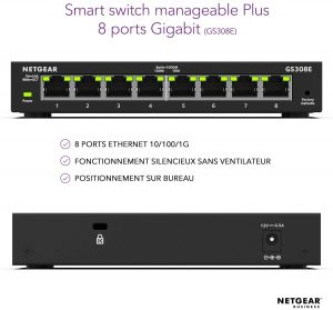 switch Ethernet 10 gigabit