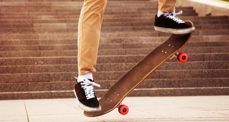 Meilleures marques de chaussures skate